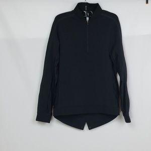 Men's Lululemon Athletica black pullover sweater,M